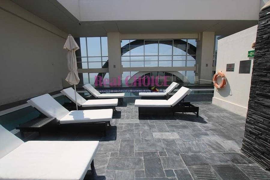30 Stunning 1Bhk Near DIFC | High Floor | SZR & Sea View