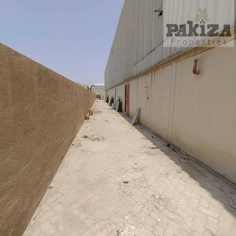 16 26000SQFT !! Road Facing Independent New Warehouse With High Power!!