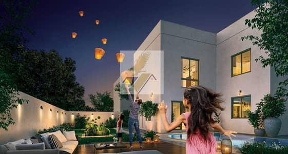 فیلا 4 غرف نوم للبيع في جزيرة ياس، أبوظبي - 4 BR stand alone villa for sale in noya luma No Commission