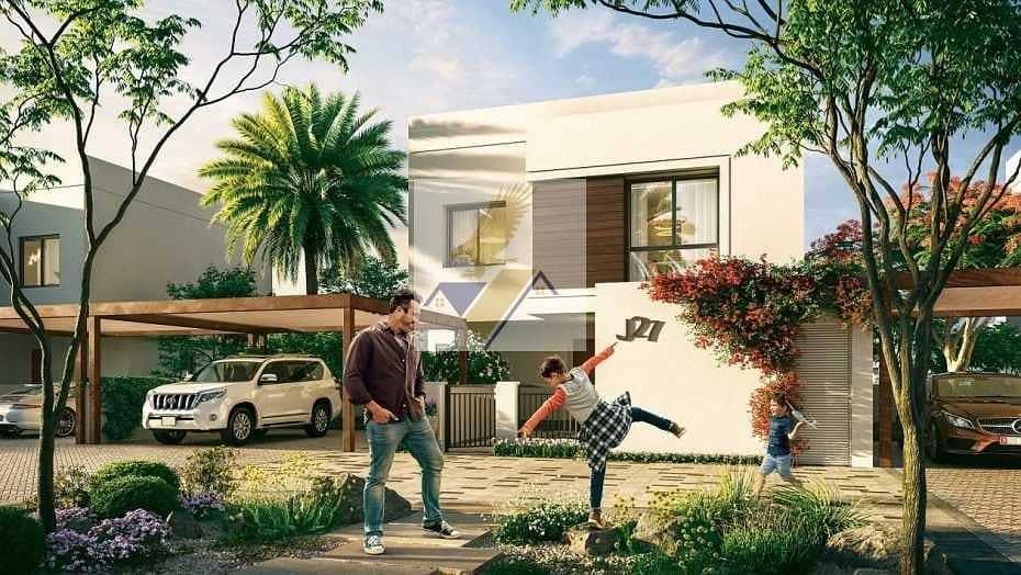 2 4 BR stand alone villa for sale in noya luma No Commission