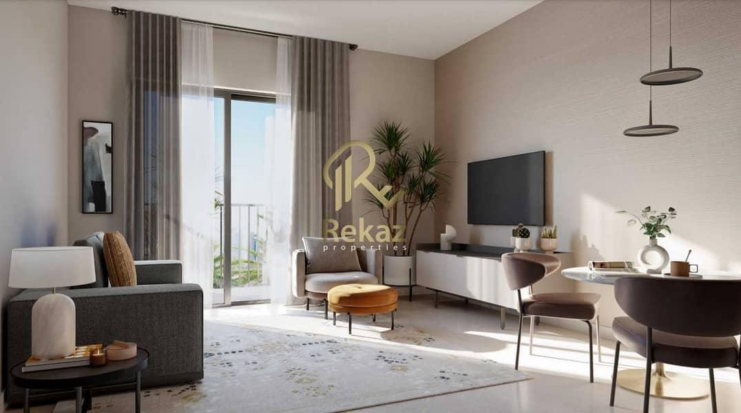 شقة في نور ريزيدنسيز مساكن مريم جايت جزيرة مريم الخان 1 غرف 549999 درهم - 5216396