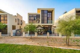 Best community in Dubai / 4 Bedrooms villa/ Brand new
