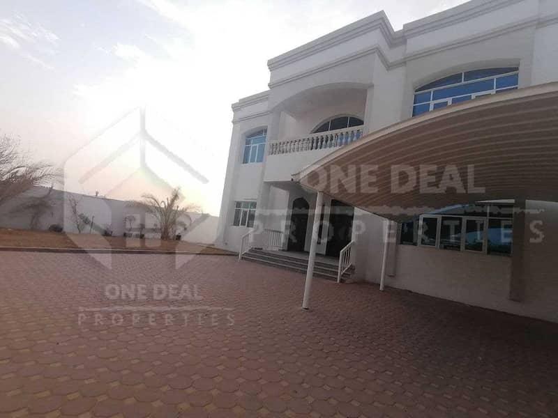 Separate Modern 5BHK Villa in Tawia Al Ain | Private yard