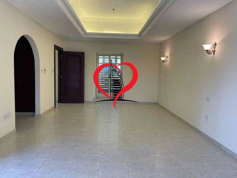 5 BHK VILLA WITH 5 MASTER BEDROOMS,ROOF TERRACE, LAUNDRY ROOM, MAIDS ROOM AND BIG KITCH