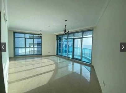 فلیٹ 3 غرف نوم للبيع في كورنيش عجمان، عجمان - شقة في برج الكورنيش كورنيش عجمان 3 غرف 950000 درهم - 5341435