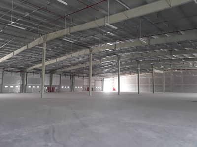 مستودع  للايجار في المفرق المنطقة الصناعية، أبوظبي - مستودع في المفرق المنطقة الصناعية 1200000 درهم - 4733016