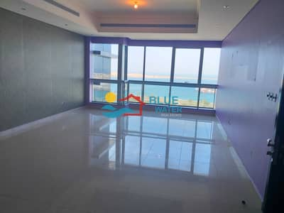 2 Bedroom Flat for Rent in Al Mina, Abu Dhabi - No Commission ! Sea View 2 BHK with maids room and all facilities