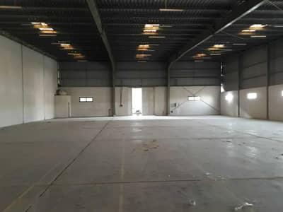 مستودع  للايجار في المنطقة الصناعية، الشارقة - 10000 sqft single wh in prime location for immediate lease !!