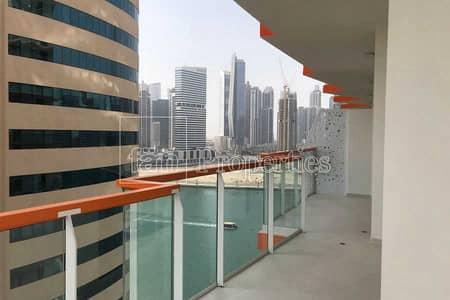 2 Bedroom Flat for Rent in Business Bay, Dubai - New Corner Flat | High Floor | Large Balcony