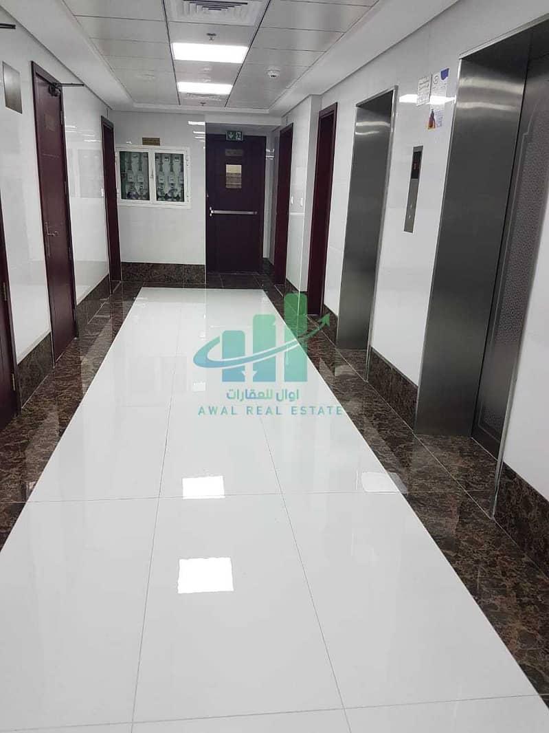 Brandnew Building|Modern Marble tiled|Built-in Cabinet