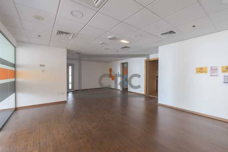 3 Partitions | Vacant | Next to Metro