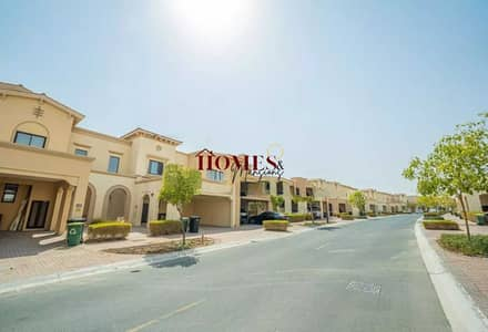 3 Bedroom Townhouse for Sale in Reem, Dubai - On the Park and Pool | Type 2M | 3 bed