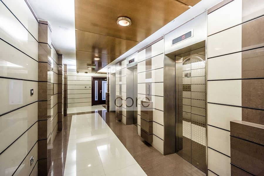10 High Floor | Fitted Office | Well Located