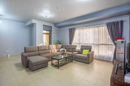 فلیٹ 2 غرفة نوم للبيع في جميرا بيتش ريزيدنس، دبي - Mid Floor | Marina View | Vacant on Transfer