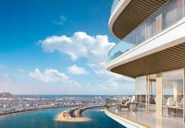 شقة في جراند بلو تاور1 لإيلي صعب إعمار الواجهة المائية دبي هاربور 2 غرف 4070000 درهم - 5345836