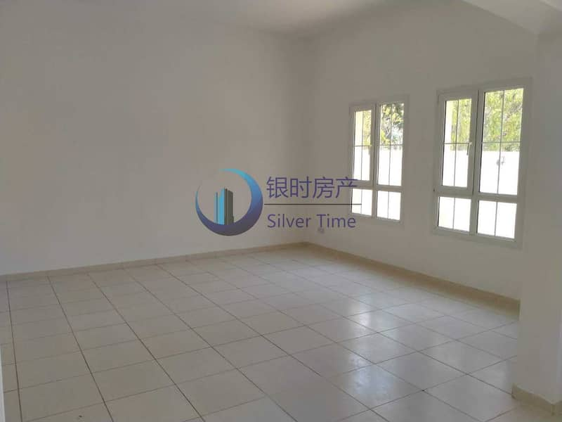Spacious 3BR+Maid   Garden View   Well Maintained