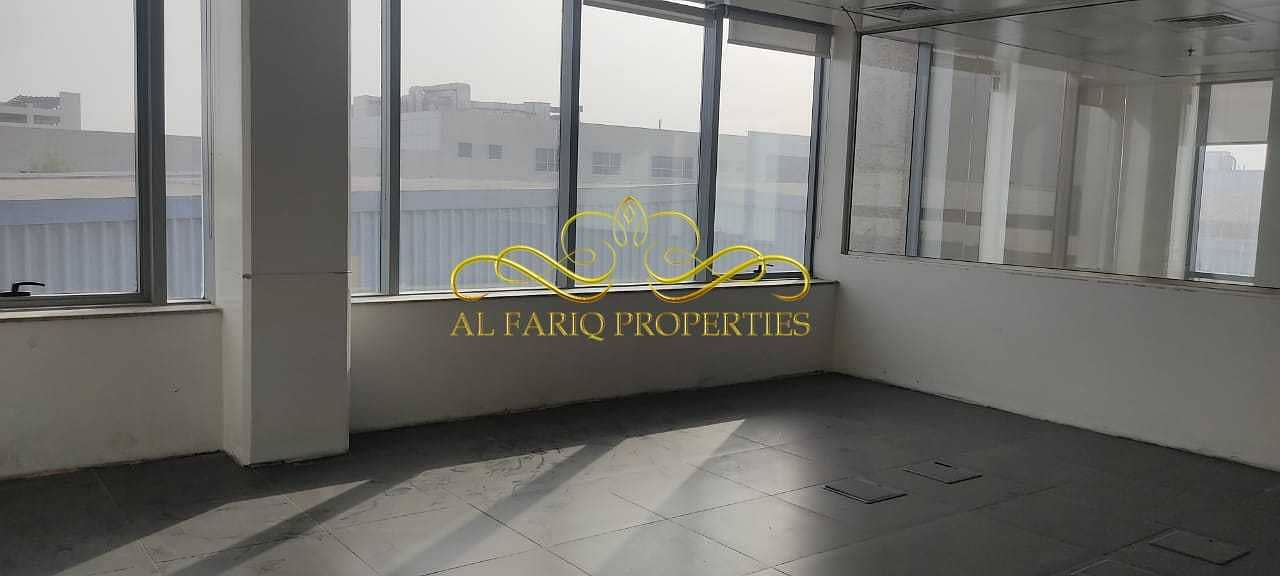 Fully Fitted Office with Partitions - 2,260 SQFT - Al Quoz