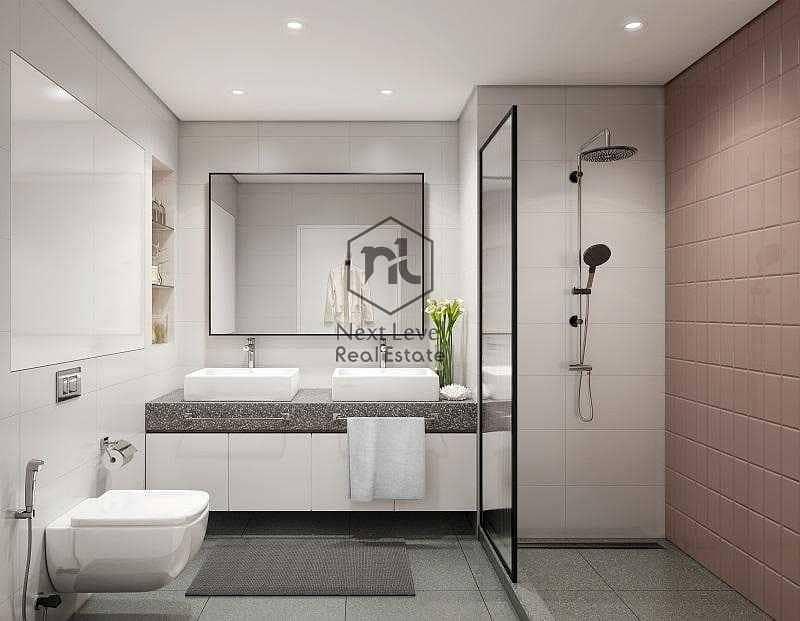 شقة في مارينا فيستا تاور 1 مارينا فيستا إعمار الواجهة المائية دبي هاربور 3 غرف 4997888 درهم - 5346076