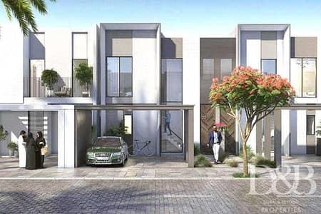 3 Bedroom Villa for Sale in The Valley, Dubai - Post Handover Payment | Prime Location | Resale