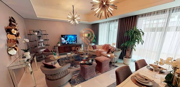4 Bedroom Townhouse for Sale in DAMAC Hills 2 (Akoya Oxygen), Dubai - 0% Commission | Lavish 4+Maid's Ready Townhouse