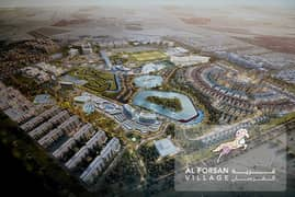 فیلا في قرية الفرسان مدينة خليفة أ 4 غرف 4270400 درهم - 5346251