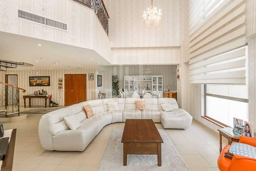 Duplex 4Bed | Panoramic Full Marina View