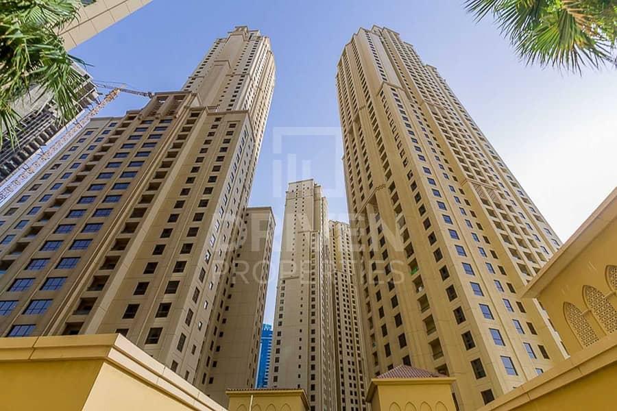 30 Duplex 4Bed | Panoramic Full Marina View