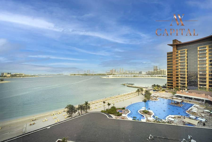 2 Full Sea View | Spacious | 2 Parking | Exclusive