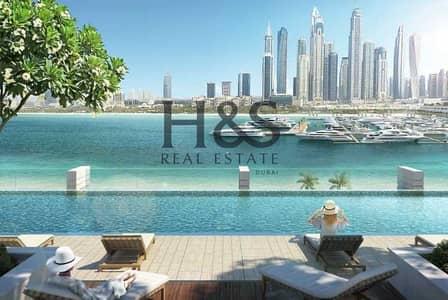 فلیٹ 2 غرفة نوم للبيع في دبي هاربور، دبي - Waterfront Living | Stunning 2 Beds | Marina Vista