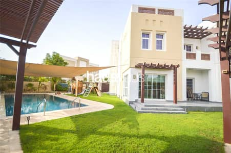5 Bedroom Villa for Sale in Mudon, Dubai - 5BR + Maids | Upgraded | Swimming Pool | VOT