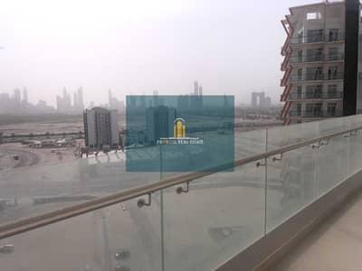 شقة 1 غرفة نوم للبيع في الجداف، دبي - New + Old Dubai View | Panoramic Balcony | Furnished | Chiller Free