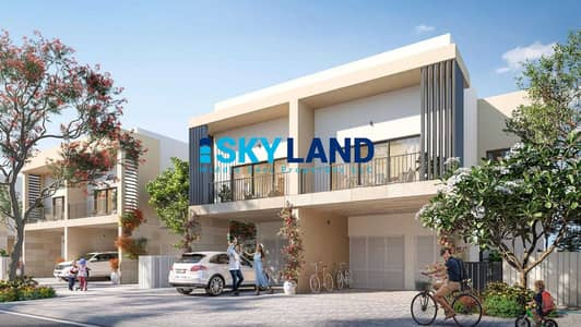2 Bedroom Villa for Sale in Yas Island, Abu Dhabi - The Most Awaited ! The Magnolias