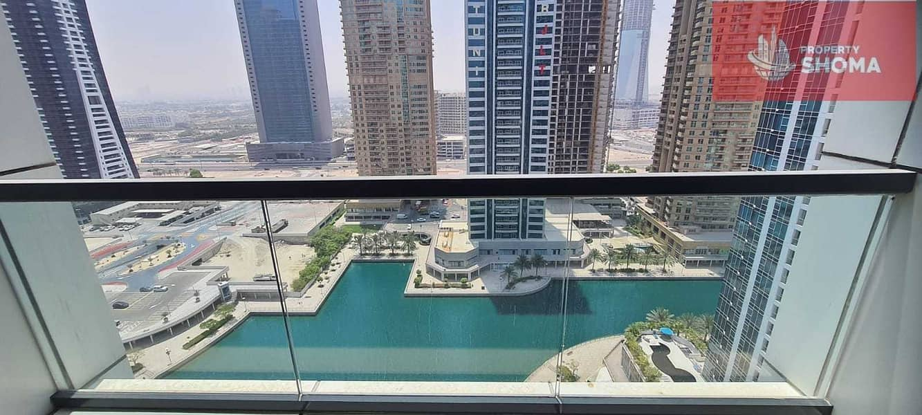 14 HOT DEAL & best Layout | unfurnished | lake view | JLT