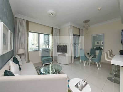 2 Bedroom Apartment for Sale in Downtown Dubai, Dubai - On High Floor|2BR Fully Furnished|Motivated Seller