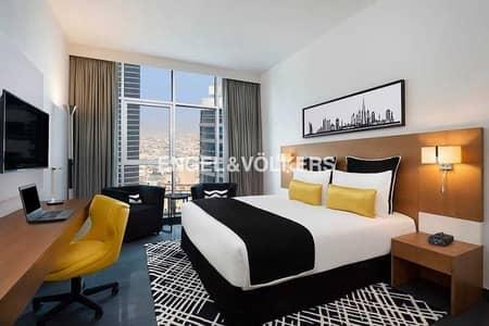 Hotel Apartment for Sale in Barsha Heights (Tecom), Dubai - Hotel Investment   Good Location   High Floor