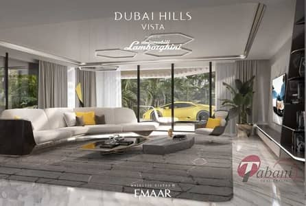 فیلا 6 غرف نوم للبيع في دبي هيلز استيت، دبي - Exclusive 40 Golf Course View Villas by Lamborghini