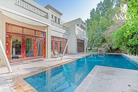 6 Bedroom Villa for Sale in Al Barari, Dubai - STUNNING | HUGE PLOT | PERFECT LOCATION|