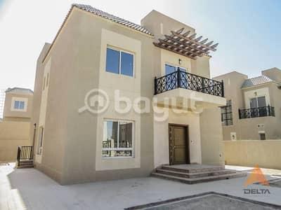 Spacious Brand New 6 BR Villa in the heart of Dubai