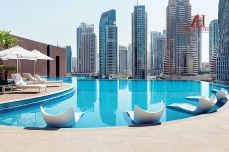 1 Bedroom Hotel Apartment for Rent in Dubai Marina, Dubai - Luxury 1 Bedroom | Fully Serviced | Exclusive Agency