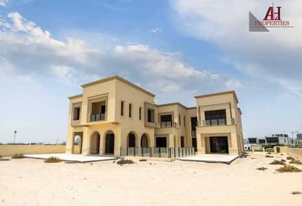 7 Bedroom Villa for Sale in Dubai Hills Estate, Dubai - Biggest Plot | 34,000 | 3 Floors | Lift | 29,000 BUA