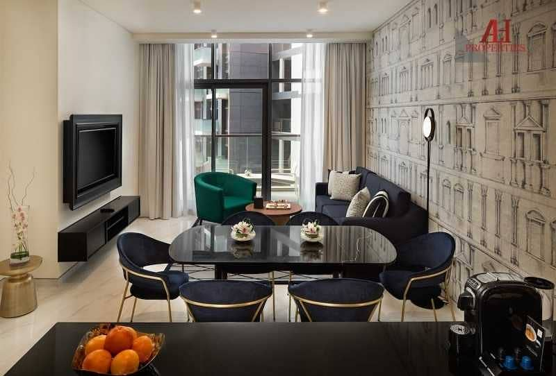 2 BR | No Commission | Luxury Furnishing | Fully Serviced