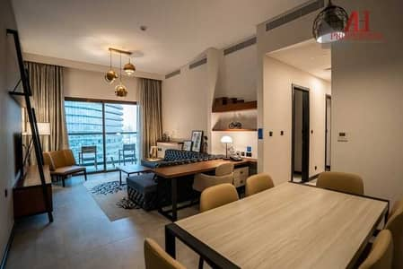 2 Bedroom Hotel Apartment for Rent in Bur Dubai, Dubai - Furnished | Luxury Property 5* | Bills Included