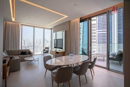 شقة فندقية 2 غرفة نوم للايجار في الخليج التجاري، دبي - شقة فندقية في فندق إس إل إس دبي الخليج التجاري 2 غرف 335000 درهم - 5332074