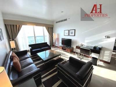 شقة فندقية 1 غرفة نوم للايجار في شارع الشيخ زايد، دبي - شقة فندقية في فور بوينتس من شيراتون شارع الشيخ زايد 1 غرف 165000 درهم - 5332061