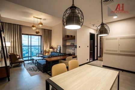 شقة فندقية 1 غرفة نوم للايجار في بر دبي، دبي - شقة فندقية في فندق وشقق دبل تري باي هيلتون دبي إم سكوير المنخول بر دبي 1 غرف 109000 درهم - 5332084