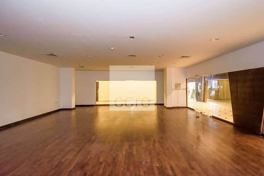 Spacious Retail Unit   Prime Location   Fitted