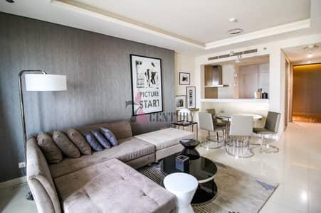 شقة 1 غرفة نوم للبيع في الخليج التجاري، دبي - Fully Furnished | 1 Bedroom Apartment | High Floor