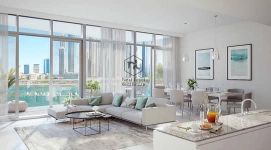 فلیٹ 3 غرف نوم للبيع في دبي هاربور، دبي - شقة في مارينا فيستا تاور 1 مارينا فيستا إعمار الواجهة المائية دبي هاربور 3 غرف 5000000 درهم - 5345905