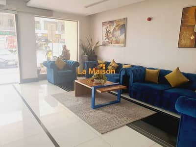 2 Bedroom Flat for Rent in Jumeirah, Dubai - Fully furnished 2bhk apartment in jumeirah 1 with facility rent is 80000