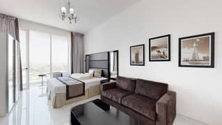 شقة في جوفاني بوتيك سويتس مدينة دبي الرياضية 29000 درهم - 4611017
